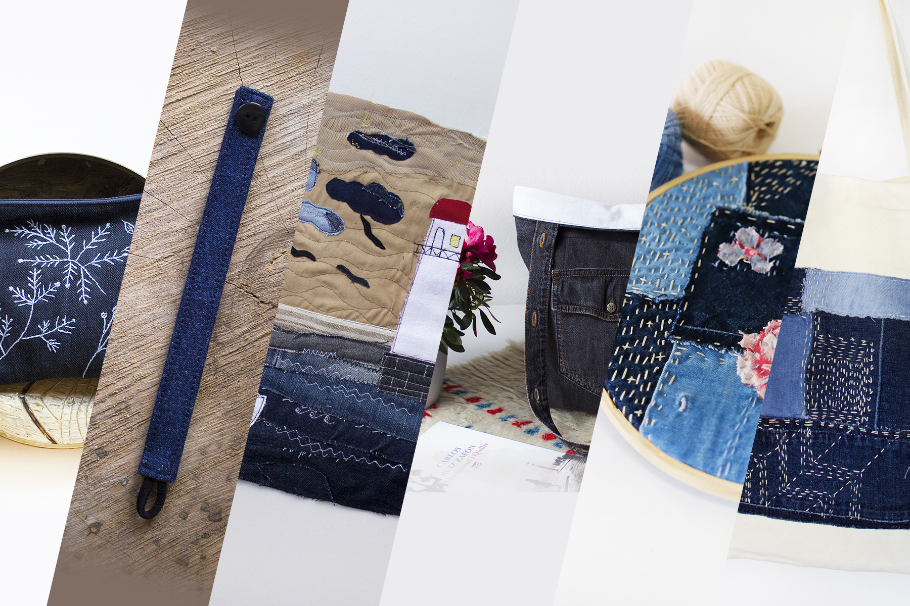 Repurposing Old Jeans: 5 ideas from Diyclothes